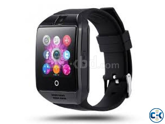 Original Q18s Sim Gear supported Smart Watch BD | ClickBD large image 0