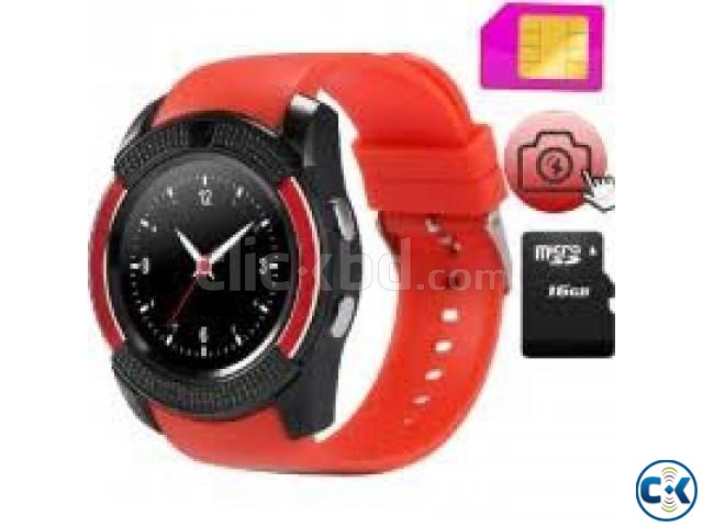 LEMFO Original V8 Mobile Watch Sim Gear BD | ClickBD large image 0