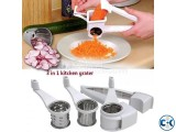 3 in 1 kitchen grater