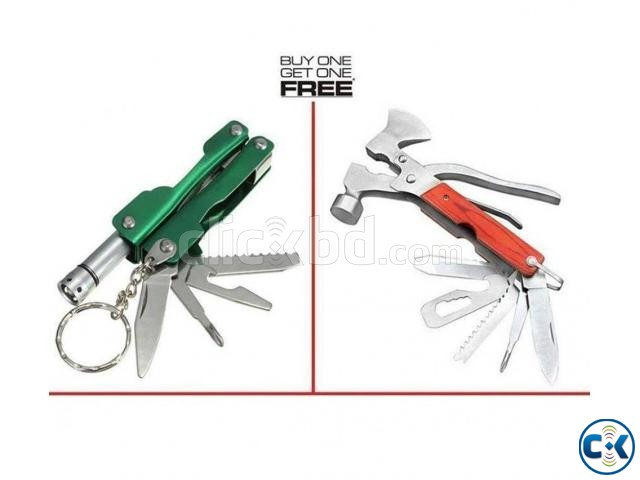 9 IN 1 Micro Players Multi Utility Tool Kit-Combo | ClickBD large image 0
