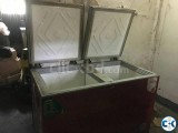 Walton deep fridge freezer