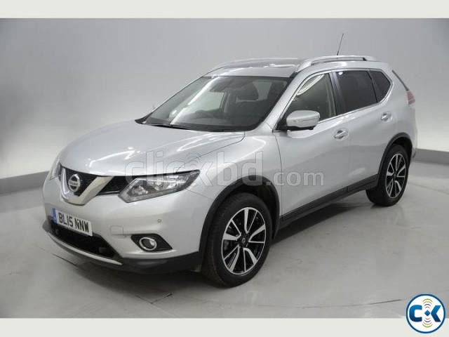 Nissan X-Trail 1.6 dCi N-Tec 5dr 7 Seat - 360 CAM | ClickBD large image 0