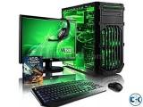 3.2 Core i5 8gb ram 1000gb 17 Led