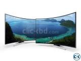 SAMSUNG 55 KU6300 4K CURVED SMART LED TV
