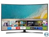 65 JU6600 Samsung Curved 4K UHD TV