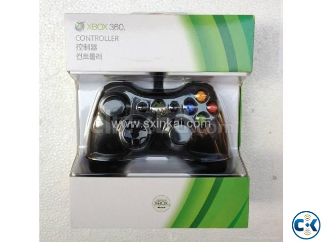 Xbox-360 wire wireless controller brand new | ClickBD large image 3