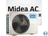 Midea 1.5 TON Split AC@Best Price in BD