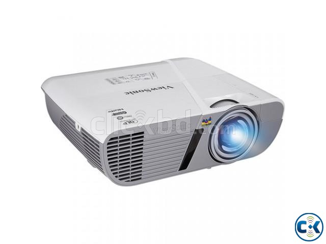 ViewSonic PJD6352LS 3200L Networkable Projector | ClickBD large image 1