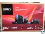 Sony DAV-TZ140 5.1 Home Theater