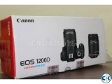 Canon EOS 1200D DSLR Camera with CMOS Sensor 3 LCD