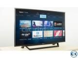 Sony Bravia 40 W652D FHD WiFi LED TV