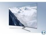SAMSUNG 55 JU6600 4K Curved Smart TV