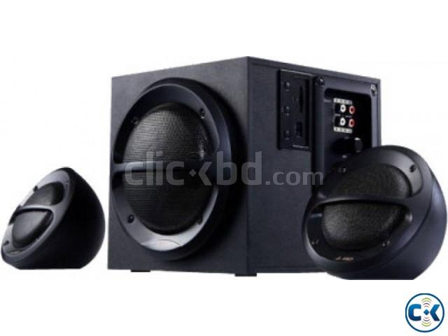 F D A111X 35 Watt RMS 2.1 Channel Multimedia Speaker | ClickBD large image 0