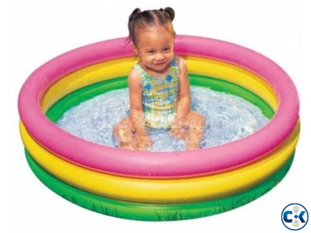Inflatable Pools and Tubs Price | ClickBD large image 0