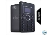 Aiek Q7 Mini credit card Size Mobile Phone