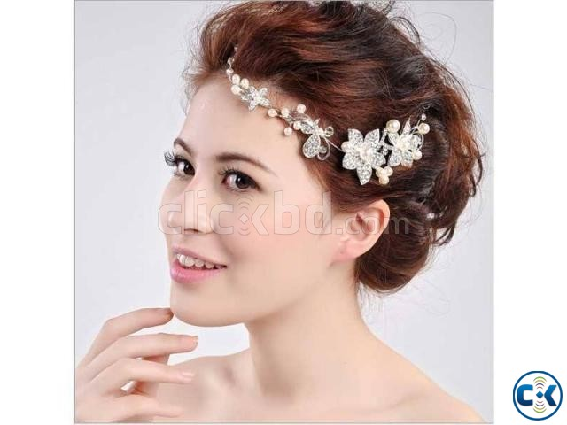 Flower Shape Hair Band RFHP 01  | ClickBD large image 0