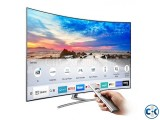 SAMSUNG 75 Q8C 4K Curved Smart QLED TV