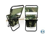 Camping Fold Army Chair with Comportment-