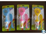 Infant hair brush set
