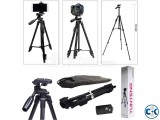 Aluminum Tripod With Bluetooth Remote for Camera and Mobile