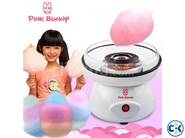 Hi-Quality electric mini COTTON CANDY MAKER  | ClickBD large image 0