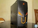 Delux DLC-SH490 Gaming Mid Tower Casing