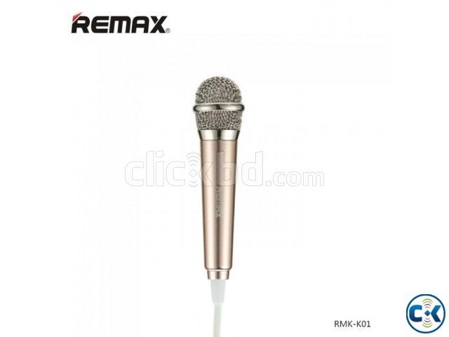 Remax Singsong K Mini Microphone - RMK-K01 | ClickBD large image 0
