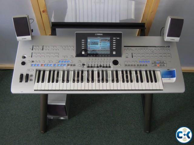 Yamaha Tyros 4 arranger Keyboard  | ClickBD