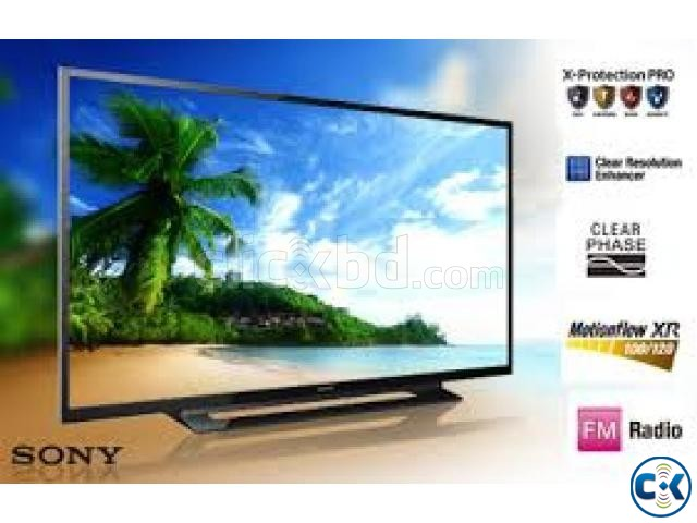 Sony Bravia 43 W750E X-Reality PRO HD Smart LED TV | ClickBD large image 1