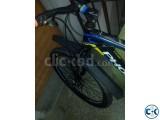 Phoenix gear bicycle.