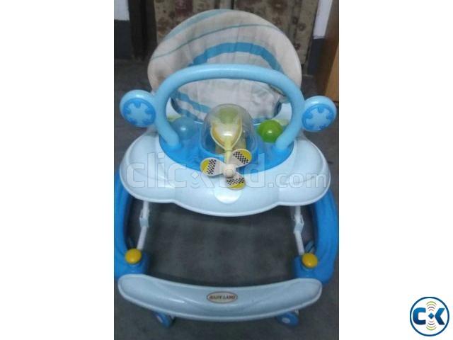 baby walker | ClickBD large image 0