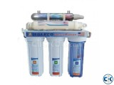 EVERCO Safety Water Purifier UV UF