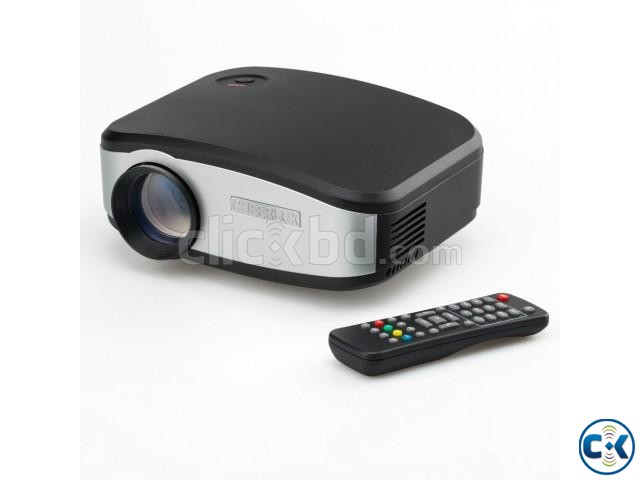Cheerlux C6 70 HD Built in TV Projector | ClickBD large image 0