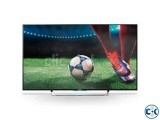 Sony Bravia 50 Inch W800C 3D Full HD Smart with Android TV