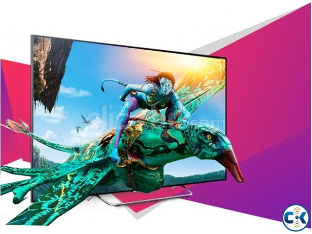 Sony Bravia 43 W800C 3D android TV | ClickBD large image 1