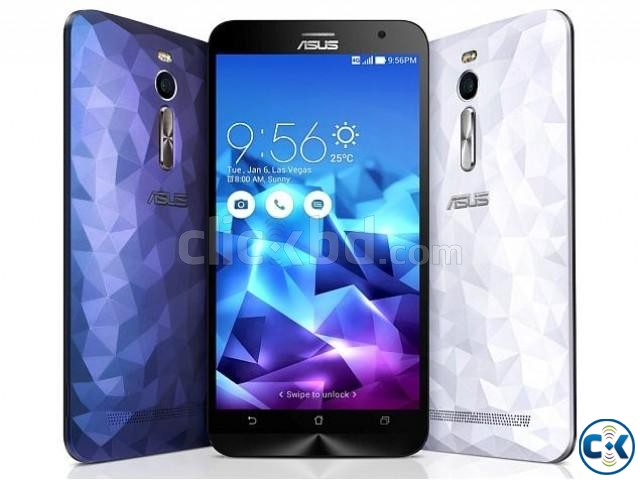 Asus Zenfone 2 Deluxe ZE551ML Brand New Intact  | ClickBD large image 1