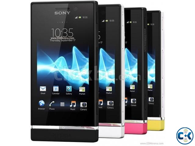 Sony Xperia U Brand New See Inside  | ClickBD large image 2