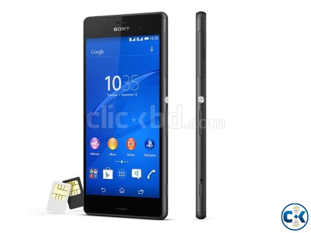 Sony Xperia Z3 Single 32GB Brand New See Inside  | ClickBD large image 0