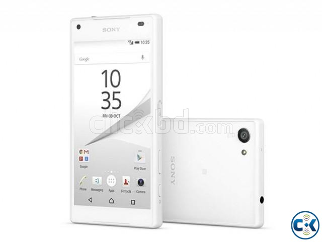 Sony Xperia Z5 Compact 32GB Brand New See Inside  | ClickBD large image 1