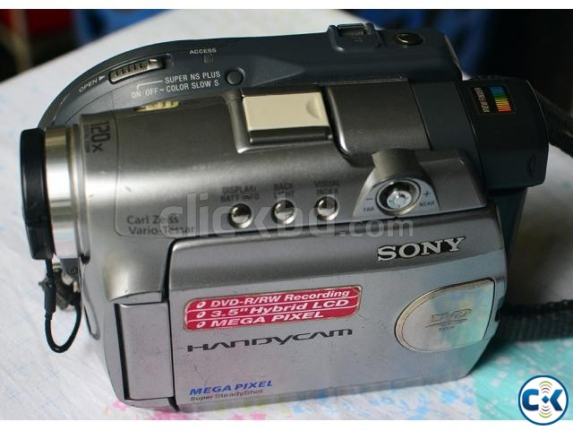 Sony Handycam DVD burning for sale. | ClickBD large image 0