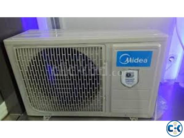 Original Brand Midea AC 1.5 Ton Split Type With Warrenty | ClickBD large image 2