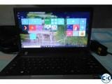 Samsung Core i5 laptop 4gb ram 14 3rd generation