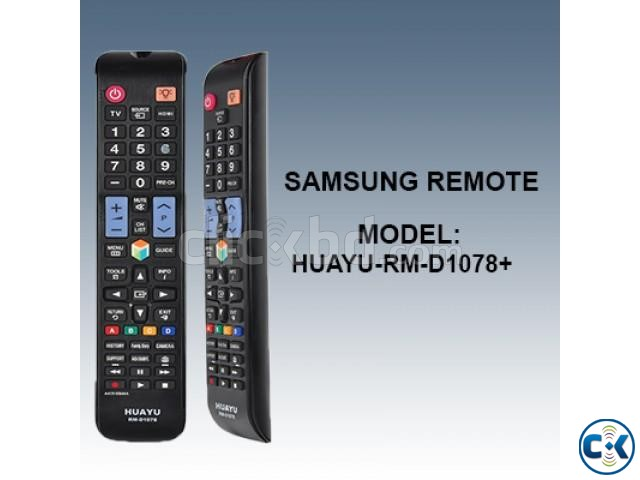 Samsung LED TV ORIGINAL MASTER Remote | ClickBD large image 0