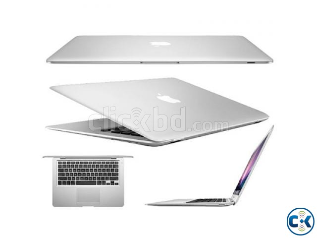 Apple 13.3 A1466 Core i5 8GB RAM 128GB SSD Macbook Air | ClickBD large image 1