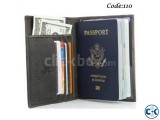 Money Bag Passport Holder Card Holder 3 in 1