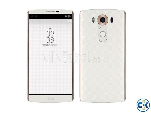 LG V10 Dual 64GB Brand New Intact  | ClickBD large image 0