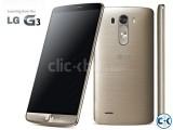 LG G3 Single 32GB Brand New Intact