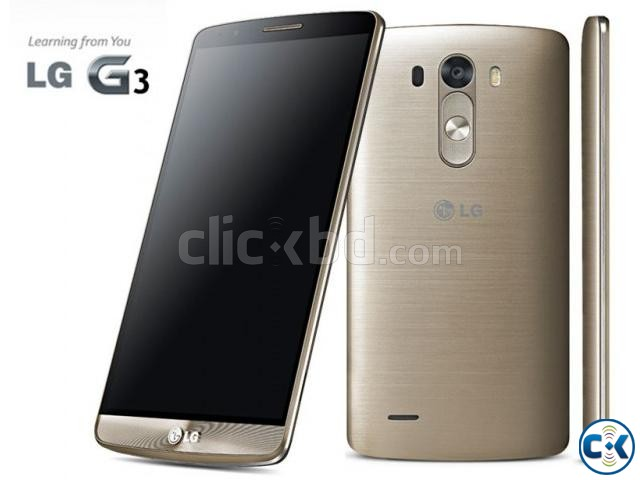 LG G3 Single 16GB Brand New Intact  | ClickBD large image 0