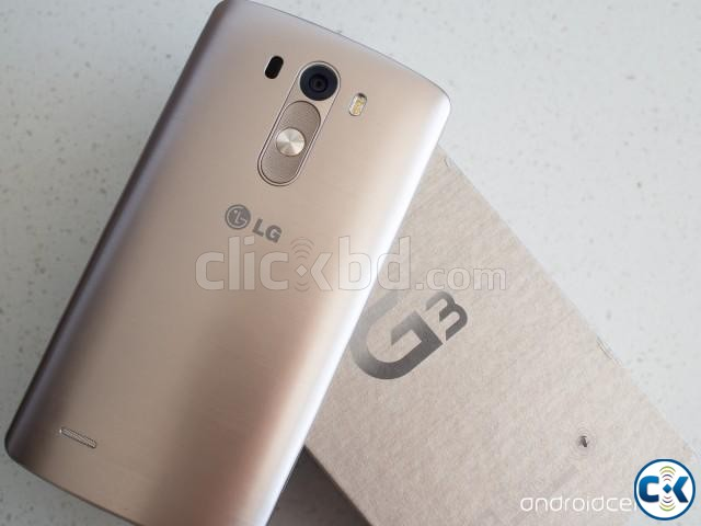 LG G3 Single 16GB Brand New Intact  | ClickBD large image 2