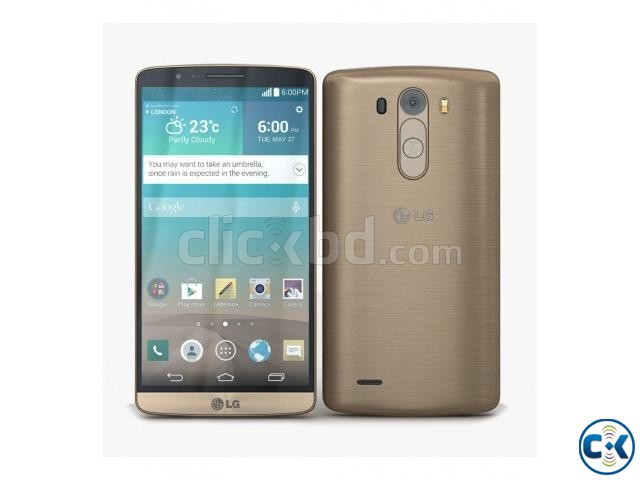 LG G3 Single 16GB Brand New Intact  | ClickBD large image 3